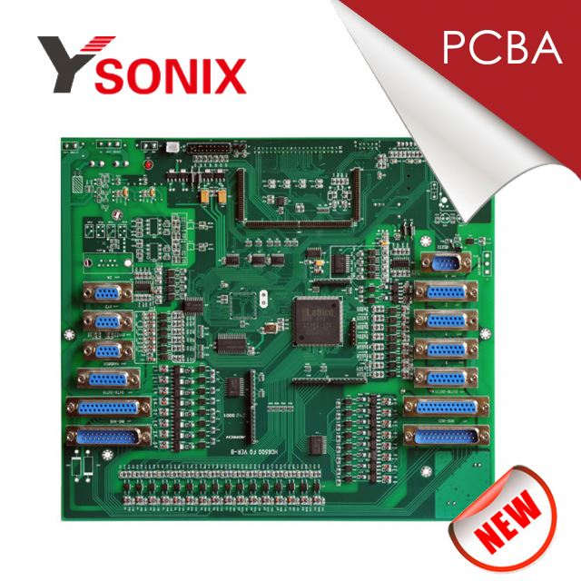gold-plated mobile pcb board