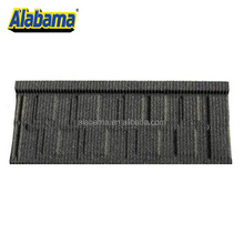 Environment friendly corrugated metal roof tiles, shed felt tiles, shingle roof tiles