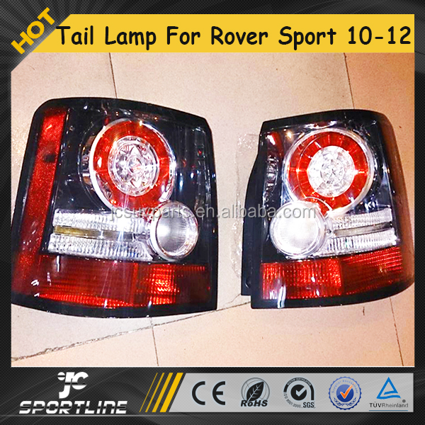ABS Rear Tail Lamp Light for Rang e Rover Sport 10-12