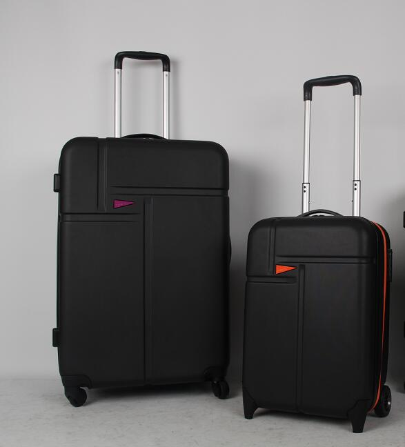 GM16039 custom brand hard abs 20'' cheap carry on luggage