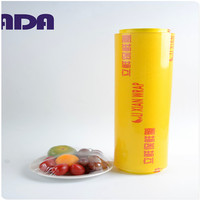 Clear Shrink PVC Cling Films
