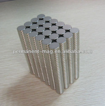 radial neodymium magnet , single pole magnet , small magnet , one side magnet