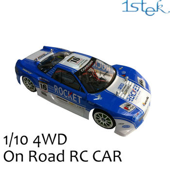 NEW RTR 1/10 4WD on road remote control car