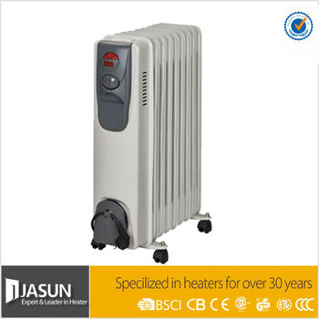 Oil heater with GS CE SAA ELT CB SASO