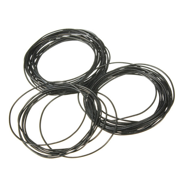Excellent Quality O Ring Watch Case Back Gasket Rubber Seal Washers Size 16-30mm Watchmaker Tool Lowest Price