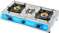 table gas stove with 3 burner