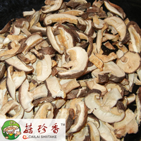 Free shipping premium dried sliced shiitake mushroom slice wholesale prices