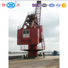 low price GQ2520 shoreside fixed portal crane supplier
