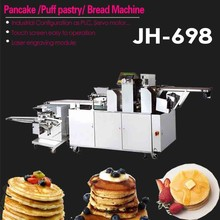 JH-698 Jinghua Automatic filled Flour Tortilla Making Machine