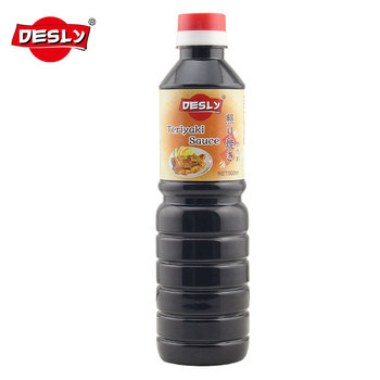 Japanese Delicious Teriyaki Sauce for Grill 500ml