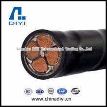 Quality PE insulated PVC sheath electrical power cable