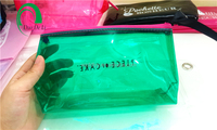 Waterproof colorful cosmetic bag for women