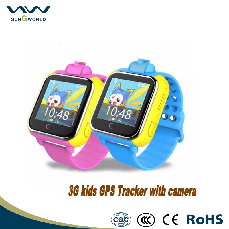 New arrival micro 3G SIM card kids smart watch phone W35