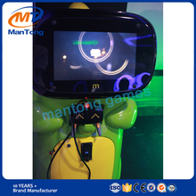 2017 Hot sale 9D VR virtual reality video game machine kids VR arcade game machine