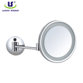 popular sell whole world illuminated magnifying shaving mirror