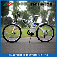 FUJIANG electric bike, electric motor bike home, electric trail bike with EN15194