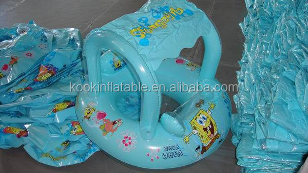 kids swimming pool floaters inflatable water toys for child