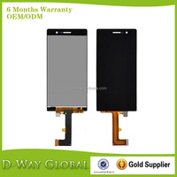 Top Quality Original LCD Screen Display For Huawei Ascend G7 LCD With Touch Screen Digitzer