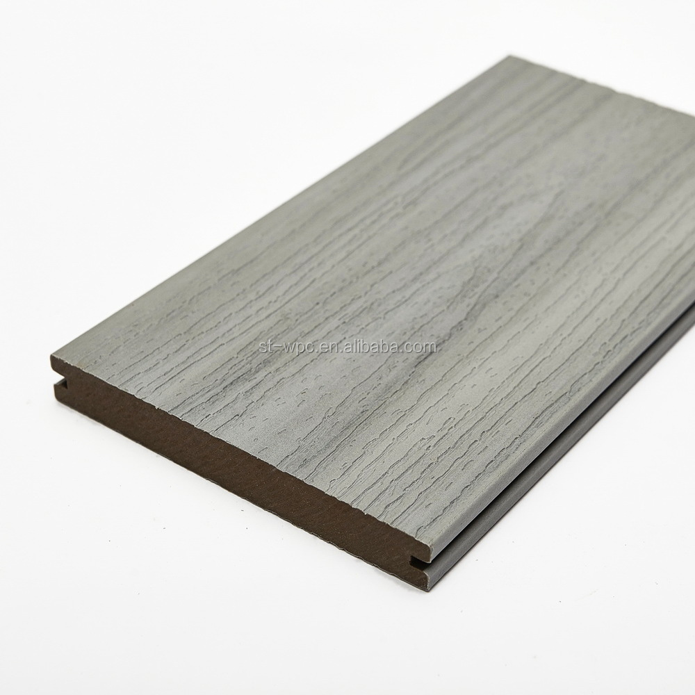 Uv Resistant Exterior Wood Plastic Composite Decking Buy