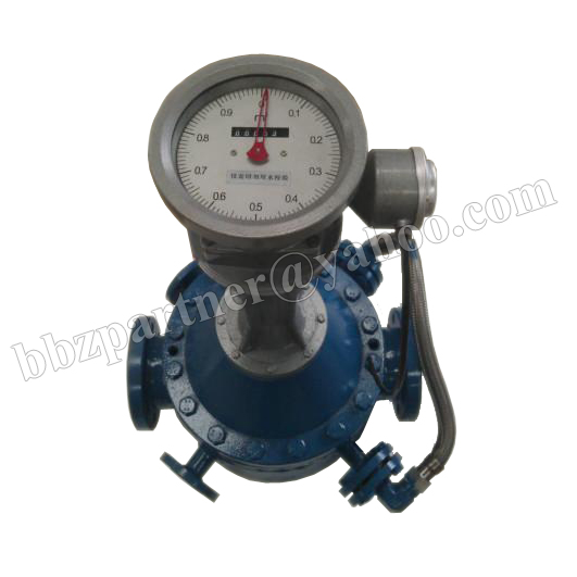 Chinese high quality clear and permanent kent flow meter bbz