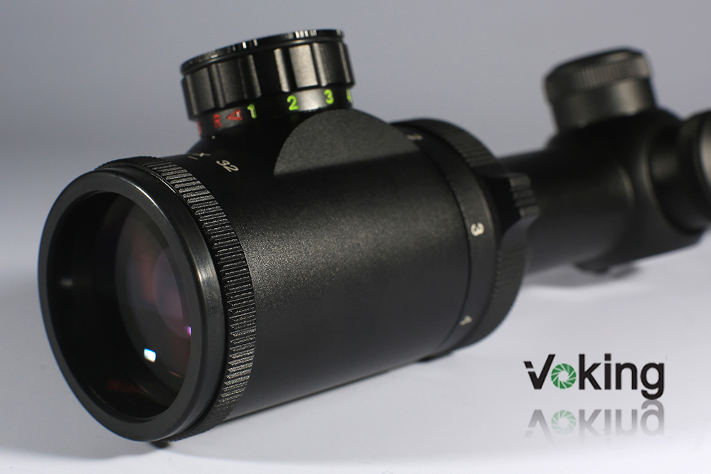 Voking 1.5-5X32IR outdoor hunt universal rifle scopes bird hunting device