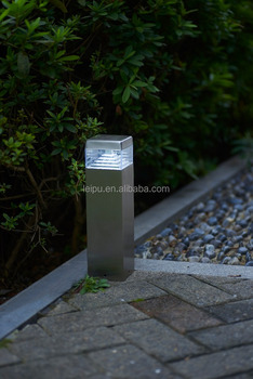 Modern high lumen stainless steel lawn lamp LED garden lamp