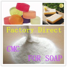 Detergent Grade CMC Carboxy Methyl Cellulose Chemical Thickener for SOAP