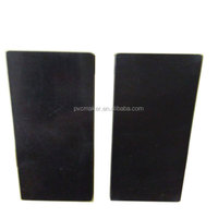Green 2016 hot sale 1220X2440mm Corrosion Resistance black pvc plastic forex sheet