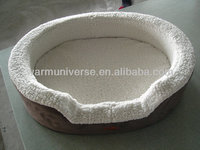 Memory Foam Circle Slumber Pet Bed