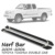 FIT 04-06 TUNDRA DOUBLE CAB OE SIDE STEP NERF BAR RUNNING BOARD STAINLESS STEEL NF 4.5 ""