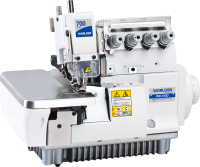 WD-700D-4 Super High Speed Direct Drive Overlock Sewing Machine For Industrial
