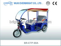 48v 800w taxi electric passenger tricycle