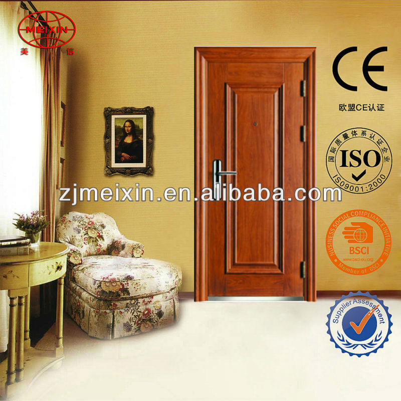 CE ISO Factory Audit MX-200-Y Security steel exterior door
