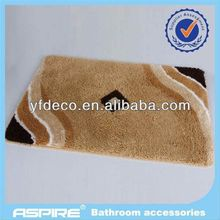 absorbment padded bath mat pad