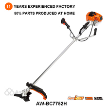 bush cutter briggs stratton 52cc Heavy duty Brush Cutter CE/Euro II/EMC