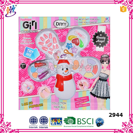 Fashion girls makeup toy set for promotion and gift