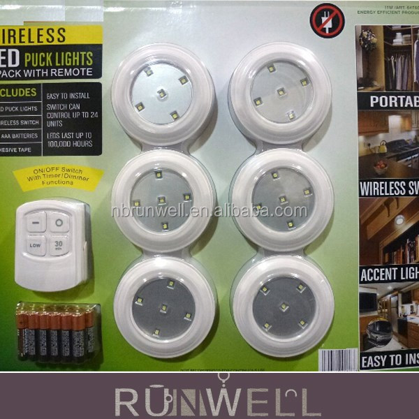 China Supplier New Design Battery Operated Wireless Remote ...