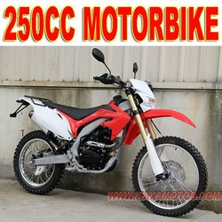 Full Size 250cc Motor Cycle