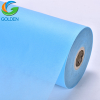 Golden Supplier Of Raw Materials Nonwoven Fabric, 100% Polypropylene Nonwoven Fabric