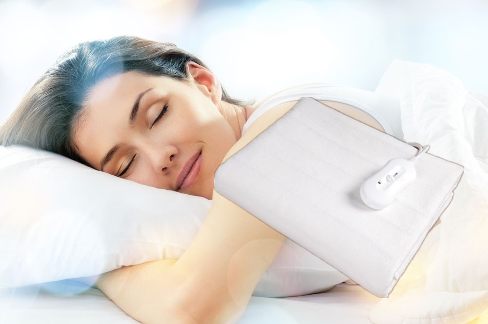 Cosy and 3 Heat Settings Washable Electric Blanket