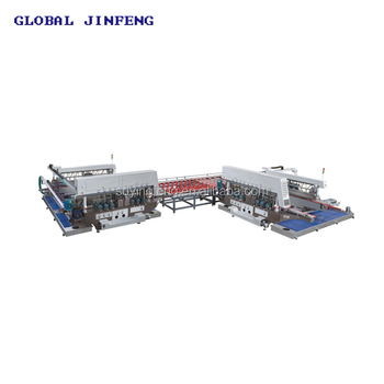L-type Glass double edger line, auto glass prices