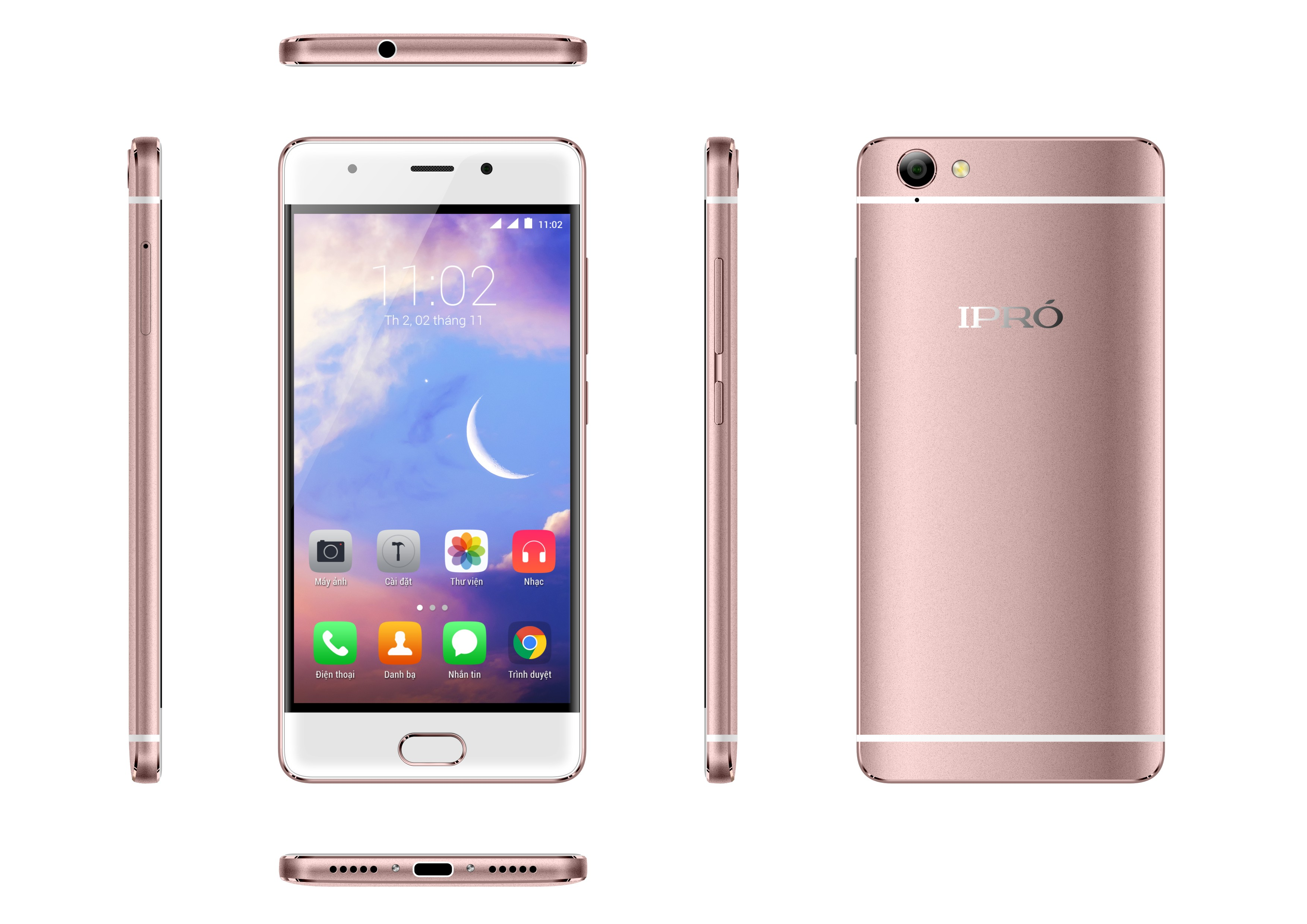 IPRO GALA 6(I950D)-Manufacturer OEM cell phone mobile smartphone 4g russian language 5 inch Precio Al Por Mayor