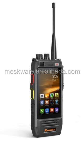 Android 5.1 4G LTE RUNBO H1 Rugged Smartphone
