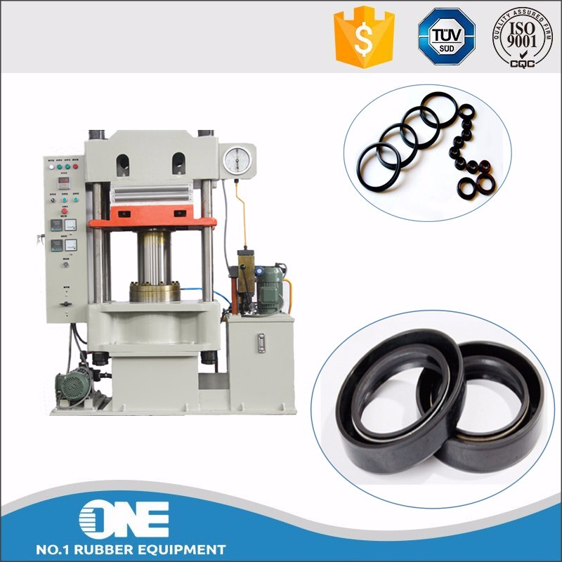 silicone rubber oil seal making machine/vulcanizing machine/silicone Products