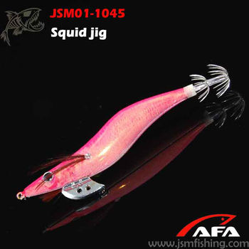 Hard Luminous Japan Squid Jig