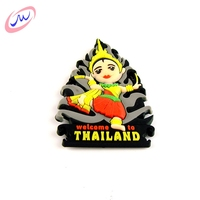 china alibaba quality Assurance 3d custom soft pvc rubber fridge magnet