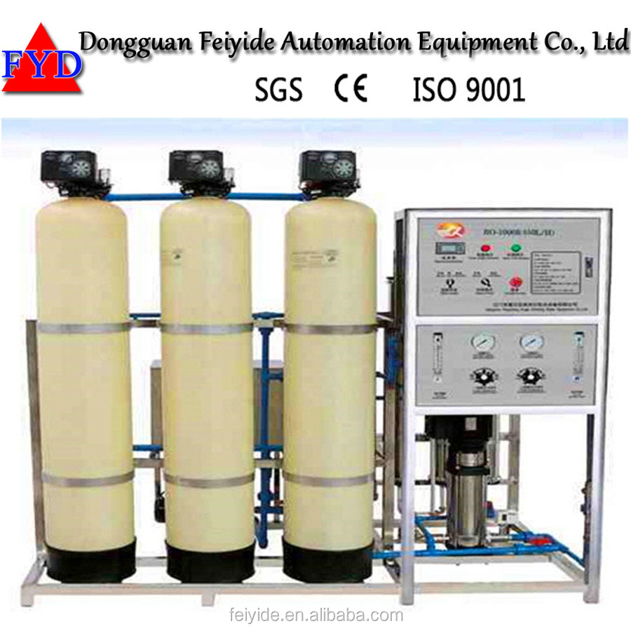 Feiyide Water Purification Machine/Pure water equipment for Industry
