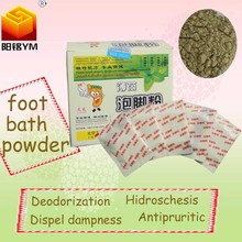 Bama herbs Mint Foot bath Powder remove smelly&barbiers
