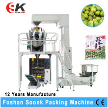 Weighing Scale Automatic Chewing Gum Sugar Sachet Jelly Packing Machine