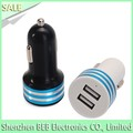 Hot selling 5v 2100ma car phone charger for iphone 7 iphone 6s car charger